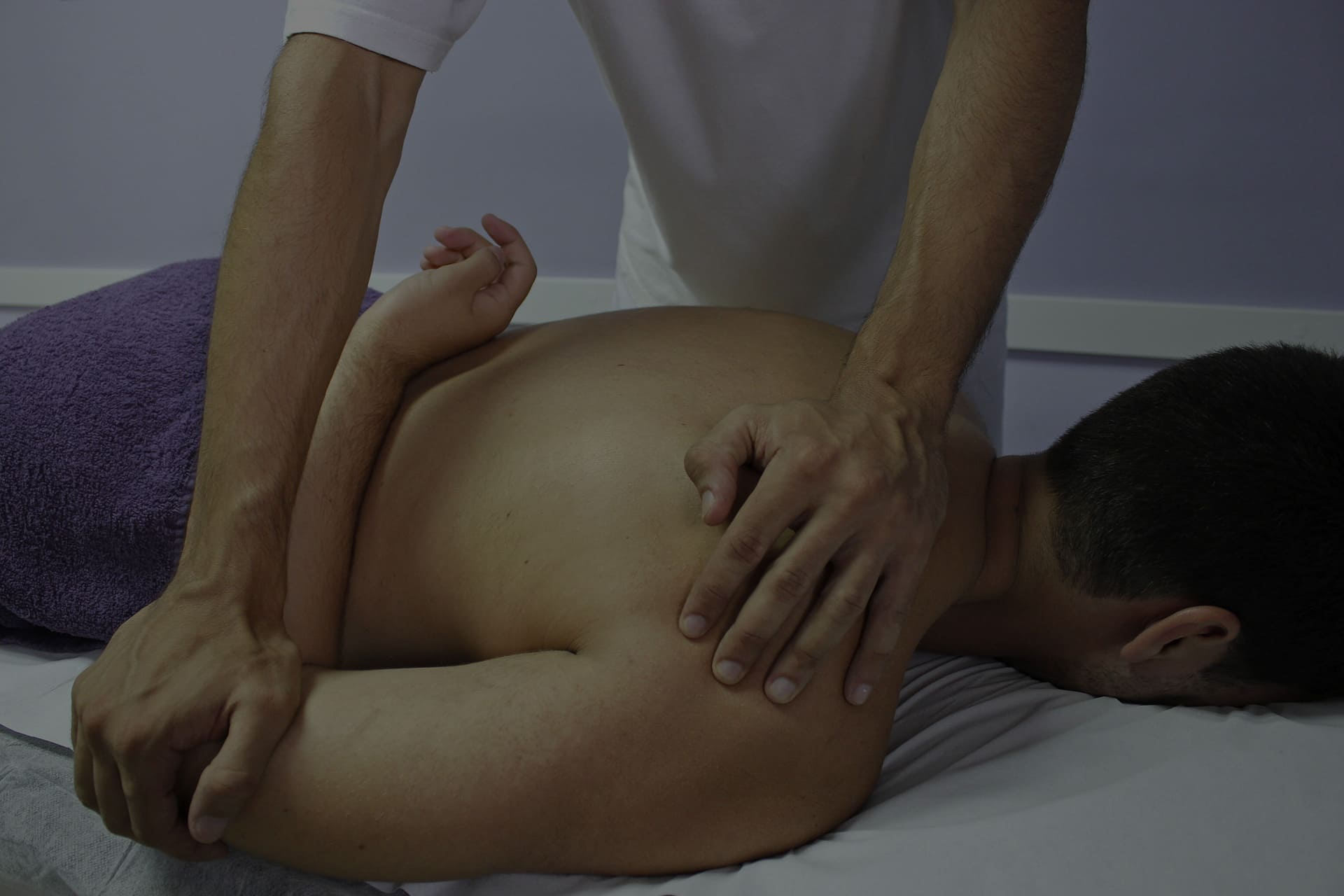 Physiotherapy and Massage Therapy at Medicine in Motion